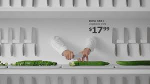 ikea market hall ikea 365 vegetable knife youtube