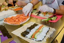 cours cuisine toulouse cours de cuisine japonaise à domicile avec japadom à toulouse 31