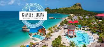 grande st lucian u2013 all inclusive st lucian resort vacation