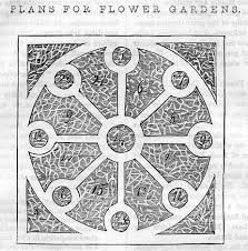 how to plan a flower garden 1852