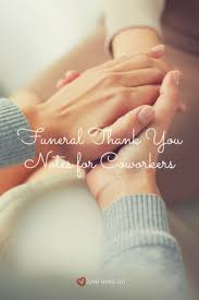 Thank You Letter Notes Samples 27 best funeral thank you notes images on pinterest