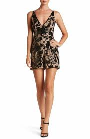 Black Cocktail Dresses Nordstrom Women U0027s Dress The Population Black Cocktail U0026 Party Dresses