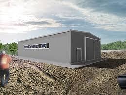 capannoni prefabbricati economici capannoni prefabbricati metallici e pensiline per auto kit solutions