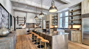 industrial kitchen furniture 15 outstanding industrial kitchens home design lover