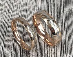 Lord Of The Rings Wedding Band by Lord Of The Rings Ring Etsy