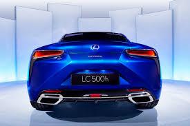 lexus lc 500 hibrido lexus publishes new lc 500h images