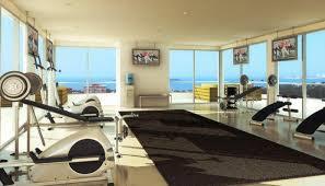 Home Gym Decor Ideas Fabulous Exercises Using Own Gym Ideas For Home