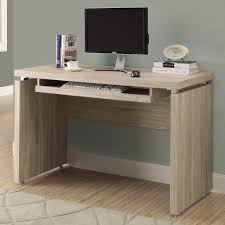 Office Desk With Keyboard Tray Large Keyboard Tray Desk Wooden Computer Table Desk With