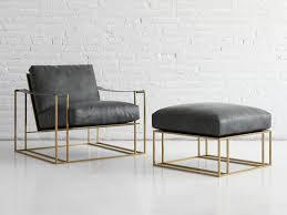 Sling Ottoman 3d Sling Chair And Ottoman Cgtrader