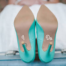 wedding shoes canada i do and me wedding shoe decals by the handcrafted