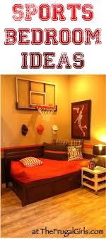 Boys Bedroom Decor Ideas Creative Tips The Frugal Girls - Boys bedroom decorating ideas sports