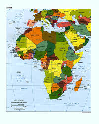 africa e asia mappa africa maps at and asia political map roundtripticket me in
