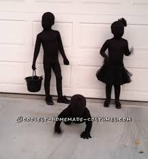 the coolest and easiest costumes on earth shadows easy