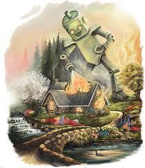 Thomas Kinkade Clocktower Cottage by 7 Best Thomas Kinkade U003c3 Images On Pinterest Disney Art Disney