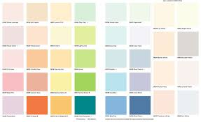 modern style paint colours with 2