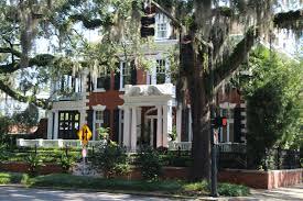 Old Mansions Old Mansion Beautiful Historic District Savannah Georgia
