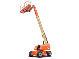 660sj telescopic boom lift jlg