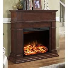 amish fireless fireplace binhminh decoration