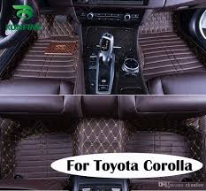 floor mats for toyota corolla 2017 top quality 3d car floor mat for toyota corolla mat car