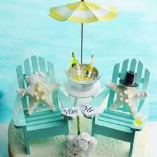 chair cake topper mini chair cake topper adirondak chair wedding cake