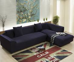 4 Cushion Sofa by Popular Blue Sofa Covers Buy Cheap Blue Sofa Covers Lots From