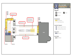 University Library Floor Plan Laupus Library Floor Maps