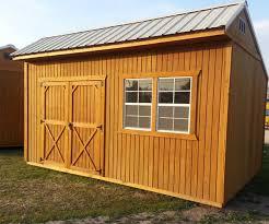 Backyard Storage House Backyard Storage Sheds For Sale In Arkansas