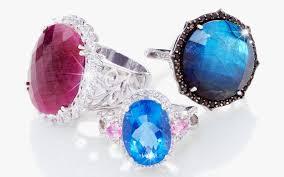 gemstone rings images Rings hsn jpg