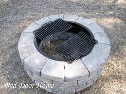 Bbq Side Table Plans Fire Pit Design Ideas - 27 fire pit ideas and designs to improve your backyard homesteading
