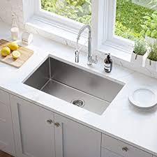 bowl kitchen sink for 30 inch cabinet kitchen sink mensarjor 30 inch undermount nano ceramic plating fully coating kitchen sink 16 single bowl stainless steel handmade kitchen sink