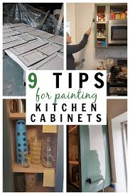 how to paint kitchen cabinets how to paint your kitchen cabinets a diyers guide refresh