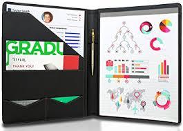 Resume Accent Amazon Com Stylio Padfolio Resume Portfolio Folder Interview