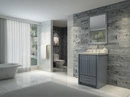 Gray And White Bathroom Ideas Unique Gray Bathroom Designs Hammerofthor Co