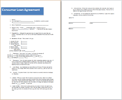 doc 468605 template for a loan agreement u2013 5 loan agreement
