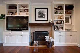 wall units charming built in bookshelves around tv floating shelves around tv white shelves and