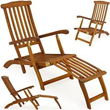 chaise longue transat chaise longue transat pliable en bois d acacia bain de soleil