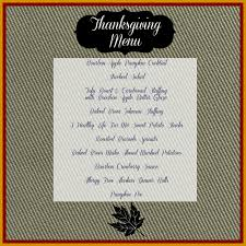 2014 thanksgiving menu gluten free dairy free and vegetarian