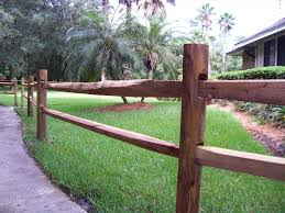 fence landscaping backyard fence ideas