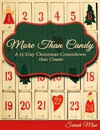 christmas countdown calendar surprising christmas countdown calendar with candy astounding more