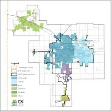 Champaign Illinois Map by Transportation Planning Cuuats U2013 Champaign County Regional