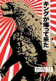 Japanese Flag Rising Sun Godzilla U2014 Rising Sun Poster U2014 Geektyrant