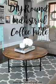 best 25 round coffee table ideas on pinterest round coffee