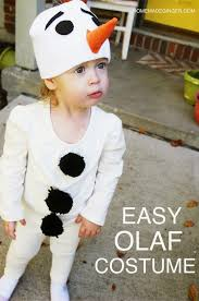 olaf costume easy olaf costume