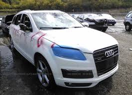 audi of silver inventory wa1by74l48d038974 salvage silver audi q7 at moss point ms on