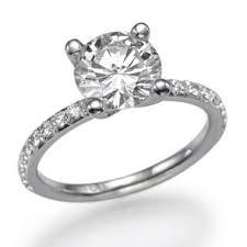2 carat ring 2 carat diamond engagement ring