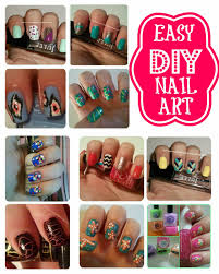 easy nail art home u2013 popular manicure in the us blog