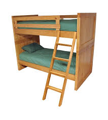 Cargo Bunk Bed Solid Wood Bunk Bed Concord Solid Wood Bunk Bed By Palace Imports