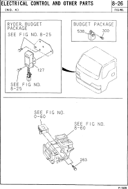 isuzu npr fuse diagram 2006 isuzu npr wiring diagram xwgjsc com
