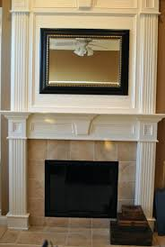 ceramic tile fireplace surround pictures white ideas designs