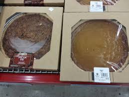 sam s club from left to right pecan pie 12 inch pumpkin pie